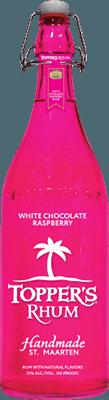 Topper's White Chocolate Raspberry rum