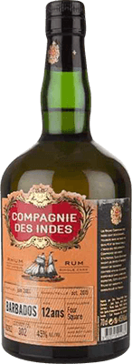 Compagnie des Indes Barbados 12-Year rum