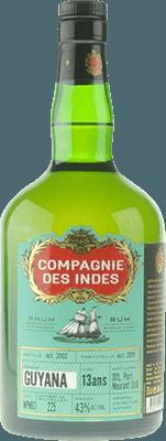 Compagnie des Indes 2002 Guyana 13-Year rum