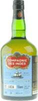 Compagnie des Indes 2002 St. Lucia 13-Year rum