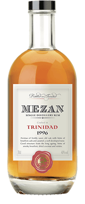 Mezan 1996 Trinidad rum
