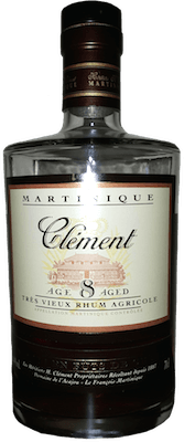 Clement 8-Year rum