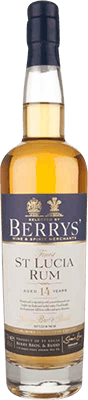 Berry's St Lucia 14-Year rum
