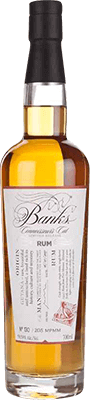 Banks Guyana Connoisseur's Cut 59.58% rum