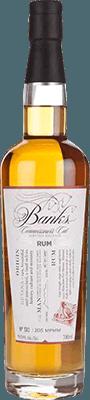 Banks Guyana Connoisseur's Cut 59.58% rum