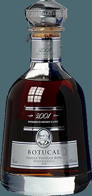 Botucal 2001 Single Vintage rum