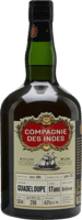 Compagnie des Indes 1998 Guadeloupe 17-Year rum