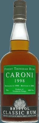 Bristol Classic 1998 Caroni rum