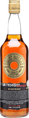 Holey Dollar Overproof rum