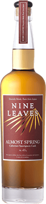 Nine Leaves Almost Spring rum