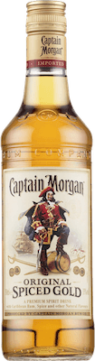 Captain Morgan Original Spiced Gold rum