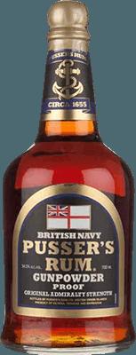 Pusser's Gunpowder Proof 3-Year rum