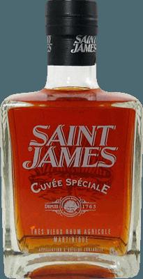 Saint James Cuvee Speciale 4-Year rum