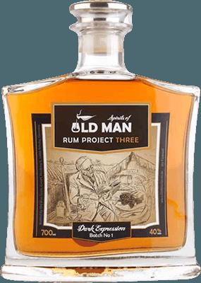 Old Man Spirits Project Three Dark Expression rum
