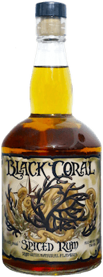Black Coral Spiced rum