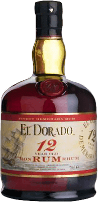 Medium el dorado 12 year rum 400px