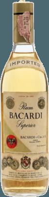Bacardi 1970 rum