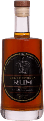 Leatherback Special Reserve rum