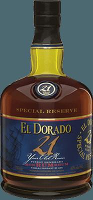 El Dorado 21-Year rum