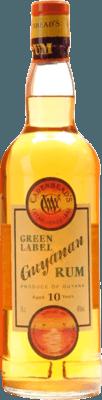 Cadenhead's Guyanan Green Label 10-Year rum