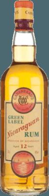 Cadenhead's Nicaraguan Green Label 12-Year rum
