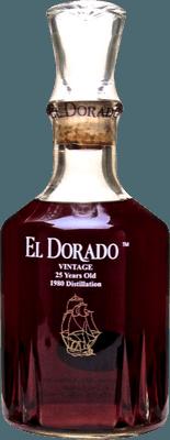 El Dorado 1980 25-Year rum