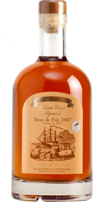 Bielle 2007 Brut De Fut 7-Year rum