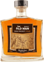 Old Man Spirits Project Four Vanilla Cane rum