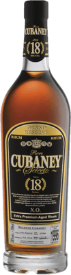 Cubaney Solera Grand Reserve Selecto 18-Year rum