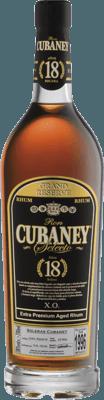 Cubaney Solera Grand Reserve Selecto 18-Year rum