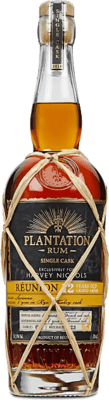 Plantation Reunion Single Cask 12-Year rum