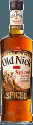 Old Nick Spiced Golden rum