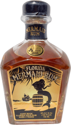 Florida Mermaid 3-Year rum