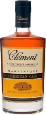 Clement American cask 3-Year rum