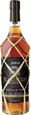 Plantation 2004 Single Cask Belize Port Finish rum
