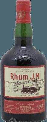 Rhum JM Reserve De La Famille rum