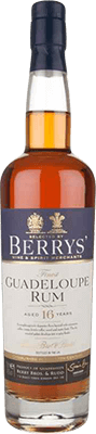 Berry's Guadeloupe 16-Year rum