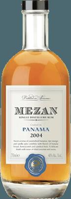 Mezan 2004 Panama rum