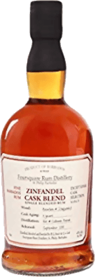 Foursquare Zinfandel Cask Blend 11-Year rum