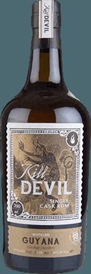Kill Devil (Hunter Laing) 1997 Guyana 18-Year rum