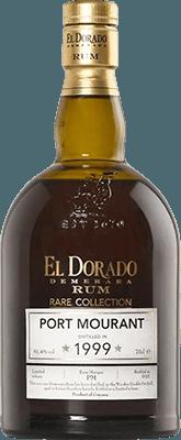 El Dorado 1999 Port Mourant rum