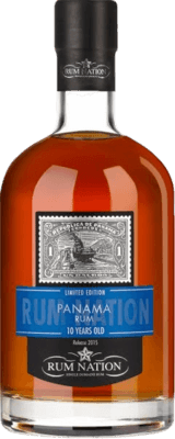Rum Nation Panama Limited Edition 10-Year rum