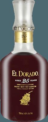 El Dorado 1988 25-Year rum