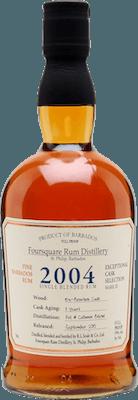 Foursquare 2004 Bourbon Cask Strength 11-Year rum