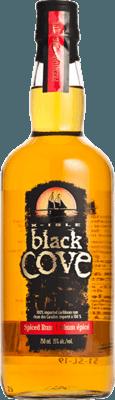 Black Cove Spiced Gold rum