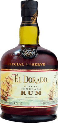 El Dorado Special Reserve 15-Year rum