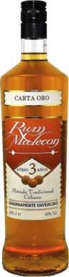 Malecon Carta Oro 3-Year rum