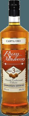 Malecon Carta Oro 3-Year rum