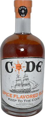 Code Spiced rum