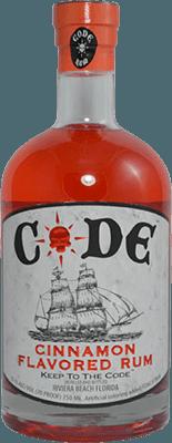 Code Cinnamon rum